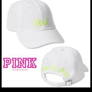 NEW PINK VS Baseball Hat